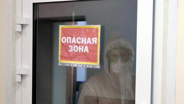 В Омской области за день от коронавируса умерли три пациента