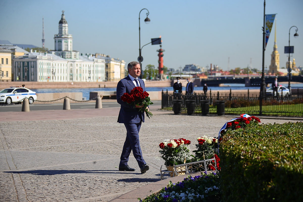 Руководитель Секретариата Совета МПА СНГ Дмитрий Кобицкий