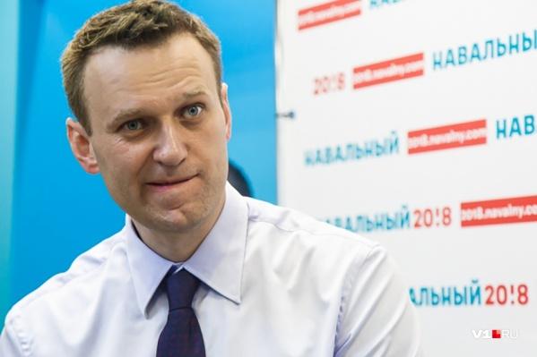 Навальному стало плохо во время полета из Томска в Москву