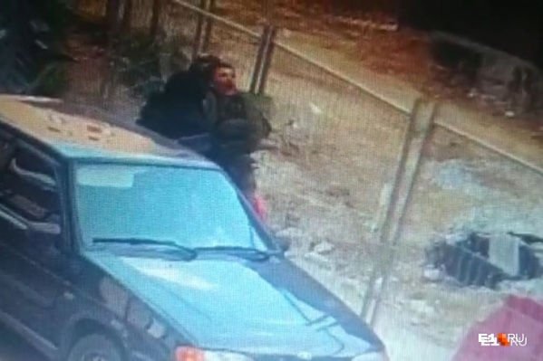 Мужчину похитили посреди дня