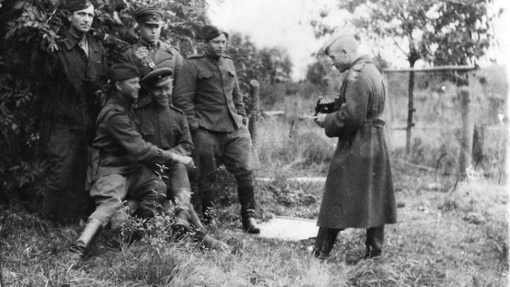 Фронтовой инстаграм: «Дед командовал пулеметным взводом и День Победы встретил в Кёнигсберге»