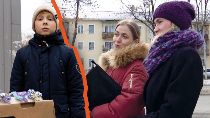 «Умный мальчик, мы в шоке!»: пятиклассник-бизнесмен с Уралмаша поразил сотрудников соцслужбы
