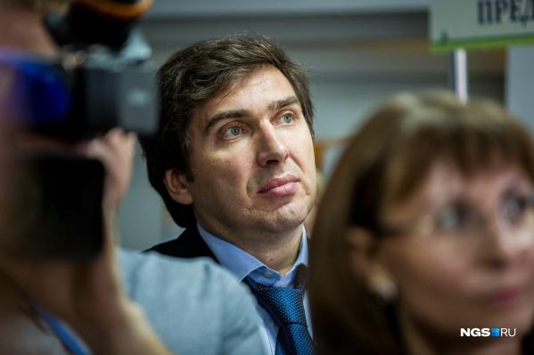 Константин Хальзов рассказывал о ситуации с коронавирусом в регионе