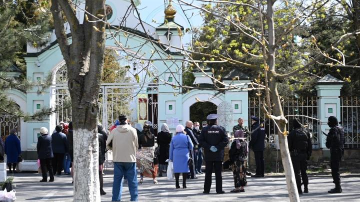 Коронавирус в Ростове: итоги дня, 12 апреля