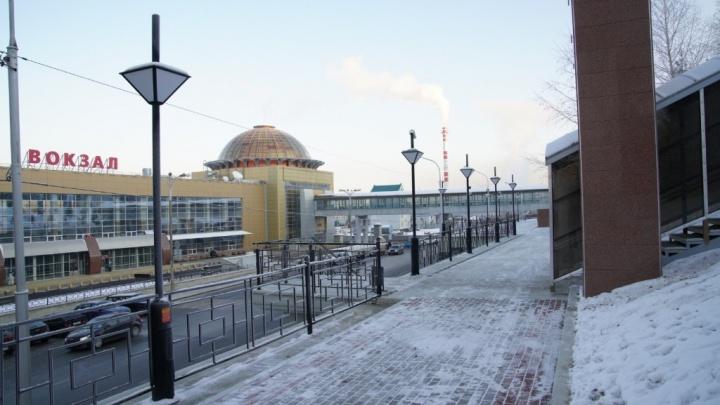 Стало известно, когда завершат реконструкцию ж/д вокзала в Уфе