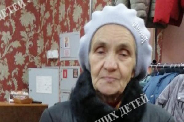 Елизавета Алексеева пропала поздно вечером