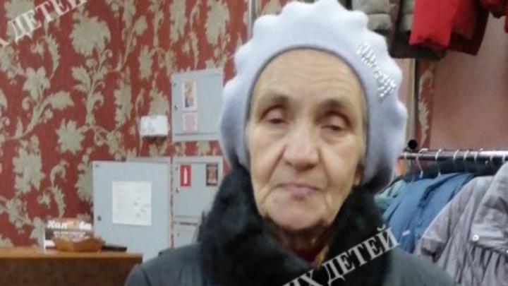 В Зеленой Роще пропала бабушка, которая нуждается в медпомощи