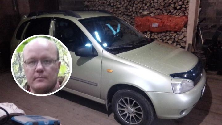 Машину нашли в 63 километрах от Лысьвы: в Прикамье пропал 35-летний мужчина