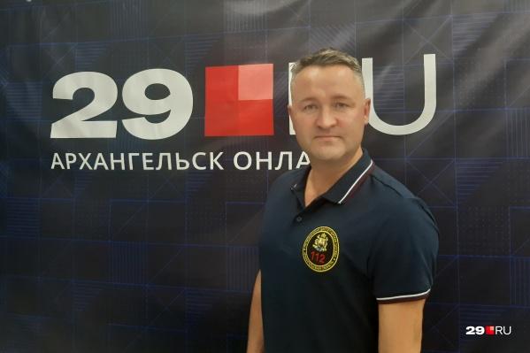 Текстовую версию интервью с Дмитрием Чистяковым мы опубликуем позднее — следите за публикациями на 29.RU