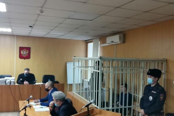 Суд над Рамилем Шамсутдиновым идет с 23 ноября