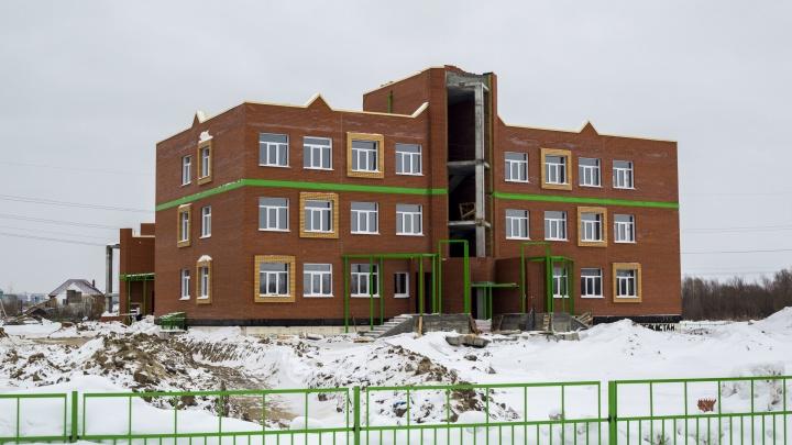 Вывели из консервации: власти решили достроить детский сад у Юго-Западного котлована в 2020 году