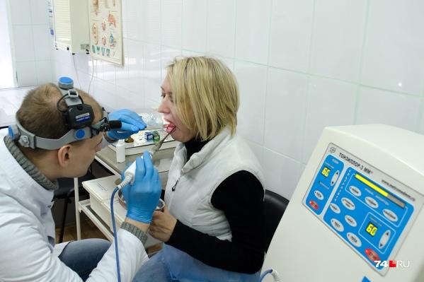 Диспансеризацию пациентов в поликлиниках Челябинска прекратили со 2 ноября