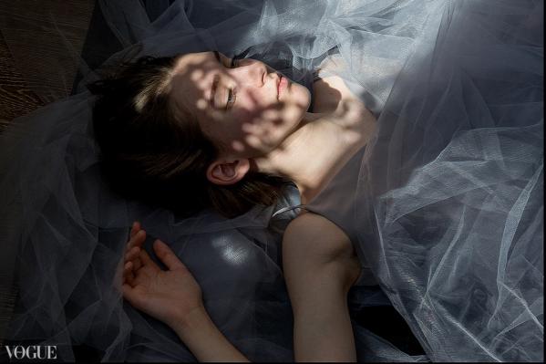 Фотограф несколько раз отправляла свои фотоработы, прежде чем одну из них наконец-то опубликовали на сайте Vogue<br>