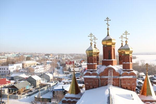 В церкви Архангела Михаила установят пожарную сигнализацию и отремонтируют своды