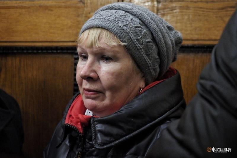 Мама Виктора Филинкова