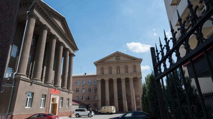 «Судья и две помощницы»: в Волгоградском областном суде заразились коронавирусом