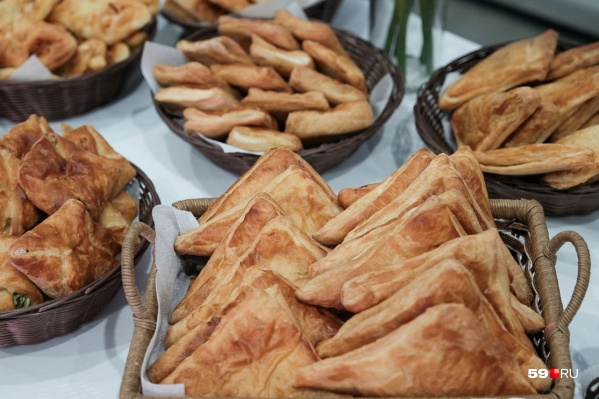 Булочек, пирожков и хлеба пермяки съедают больше, чем рекомендуют врачи