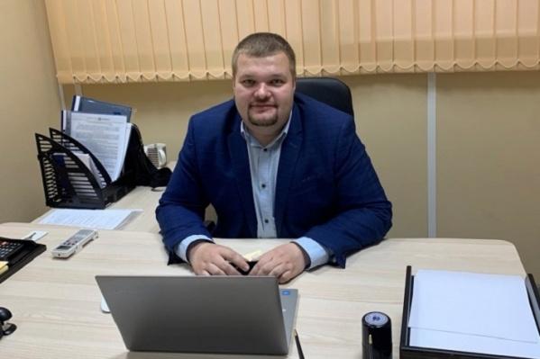 Руководитель юридической практики компании «Современная защита» в Самаре Михаил Молдавский
