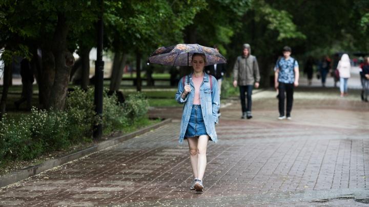 Лишь один день без дождей: какой будет погода в Ростове на этой неделе