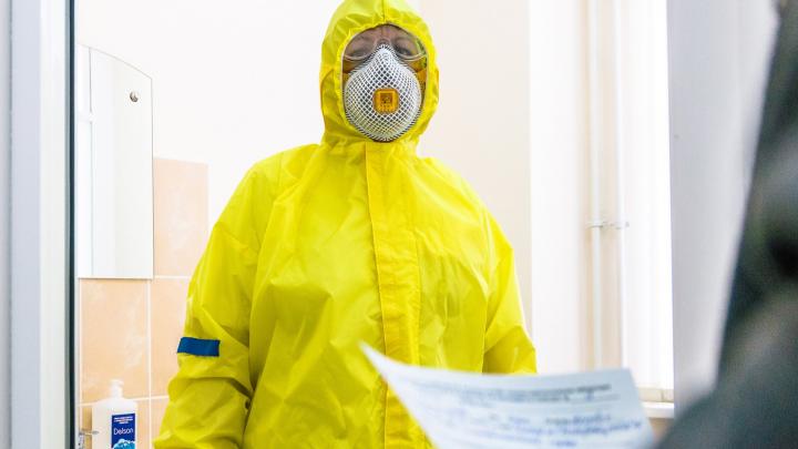 «Контактировали с больными»: новую вспышку коронавируса выявили в Самаре
