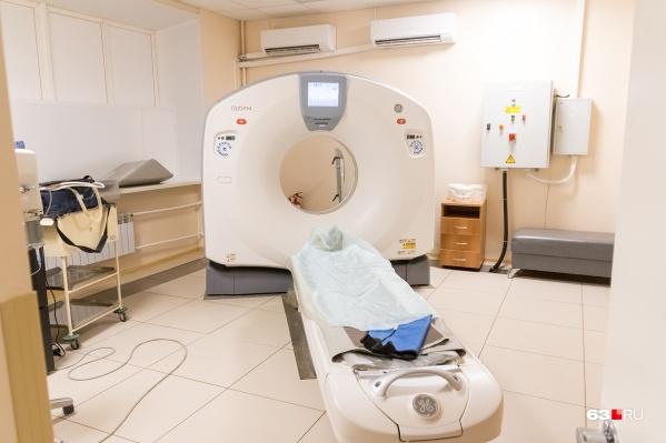 КТ — одно из самых точных обследований, на которое направляют пациентов с подозрением на COVID