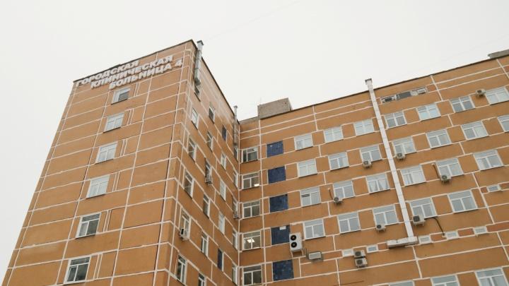 В Перми из-за выявленного коронавируса закрыли отделения еще двух больниц