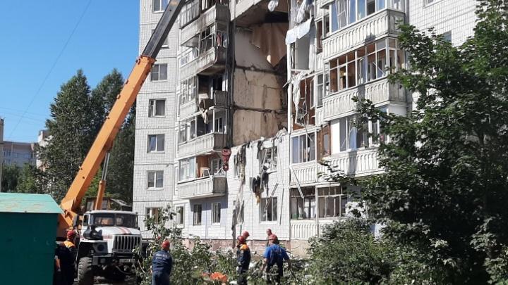 Жильцам взорвавшегося в Ярославле дома власти дадут квартиры. Но не всем