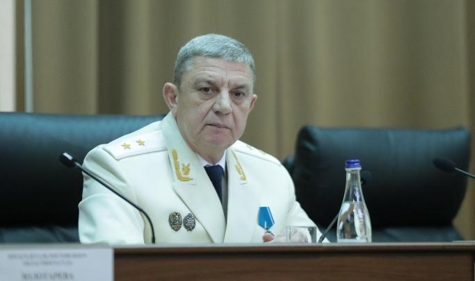 Прокурор Ростовской области Юрий Баранов подал в отставку