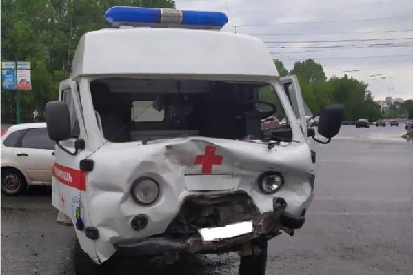 Для оказания помощи ребенку вызвали еще одну карету скорой помощи