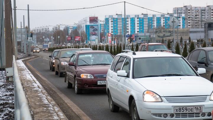 В Самарской области часть водителей освободили от транспортного налога