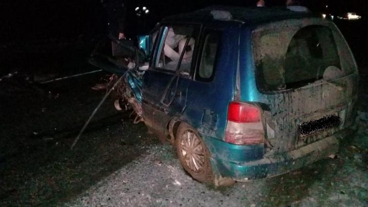 В Курганской области пьяный водитель насмерть сбил рабочего и врезался в каток