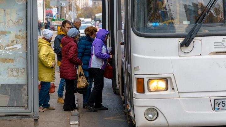 Общественному транспорту Самары выплатят компенсации за работу в карантин