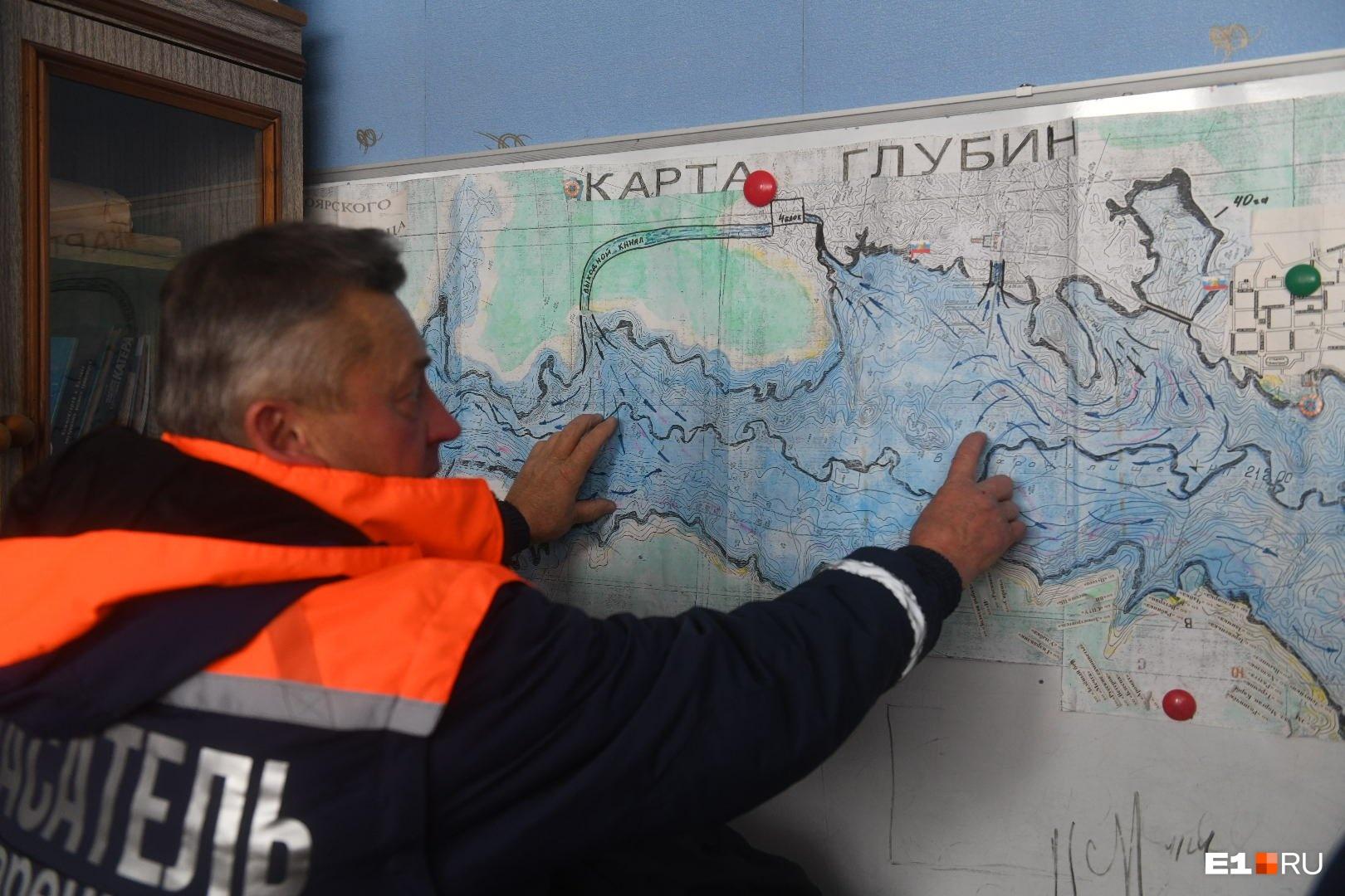 Один из руководителей эвакуации, директор «Центра спасения»в Заречном Сергей Хрущев