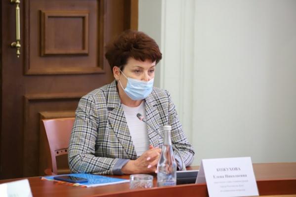 Кожухова заявила, что в медучреждениях Ростова нет дефицита кислорода