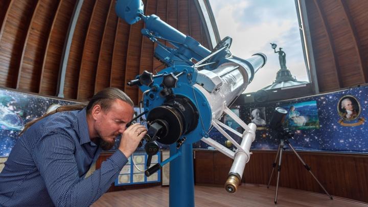 «Смотрите выше над головой»: на Волгоград 1 сентября прольется яркий звездопад