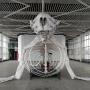 Огромный скелет и лицо в раковине: таким вы еще не видели изнутри МРВ в Архангельске