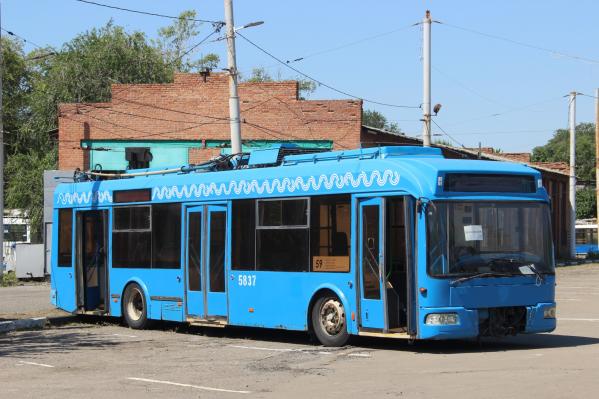 Троллейбусы планируют пустить в отдаленные районы Ростова