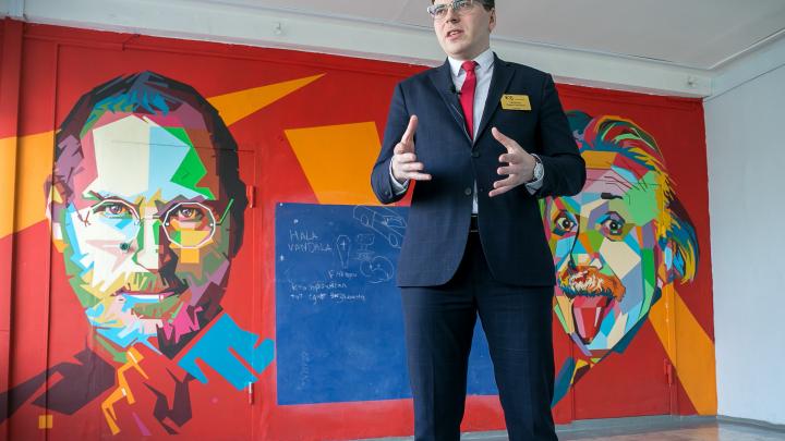 «Главное — выстроить границы»: самый молодой директор школы — об учителях в купальниках и маленьких зарплатах