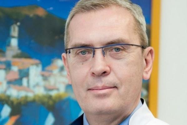 Андрей Павлов был главврачом перинатального центра с 2011-го до 2017 год