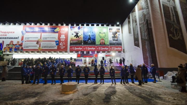 Из-за коронавируса в кинотеатре Архангельска будут рассаживать зрителей в метре друг от друга