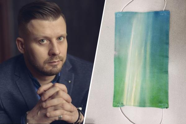 Игорь Вечерский считает, что искусство может спасти человечество