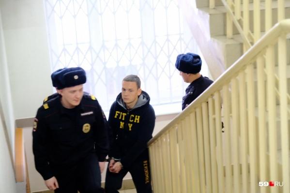 Сергею Щербакову продлили арест в СИЗО