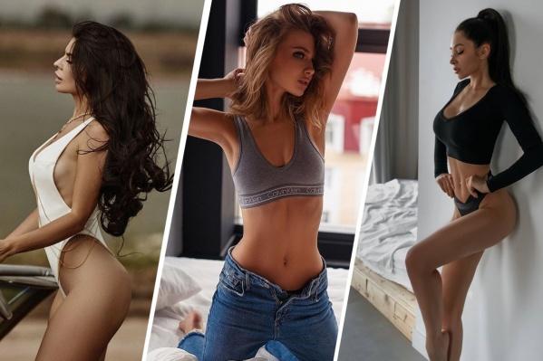 Лучшие девушки недели из Instagram Уфы