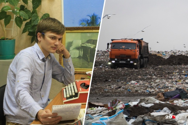 Денис Загайнов сказал, что не думает, что завтра все перевозчики в Архангельске прекратят свою работу по договорам с «ЭкоПрофи»