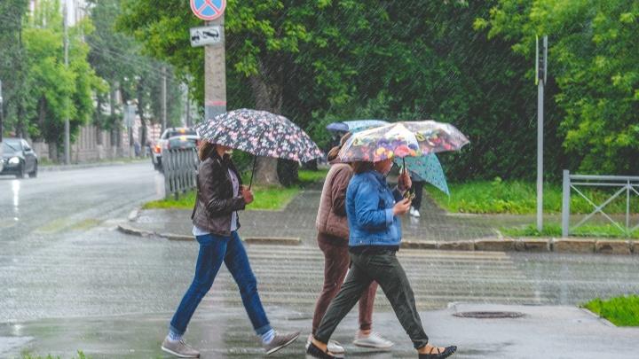 Лето закончилось: синоптики рассказали о прогнозе погоды на неделю в Прикамье
