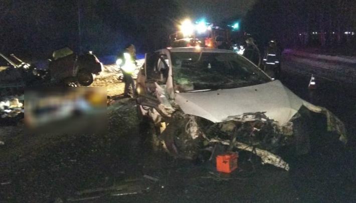 Водитель Ford, устроивший ДТП с пятью погибшими под Екатеринбургом, был изрядно пьян