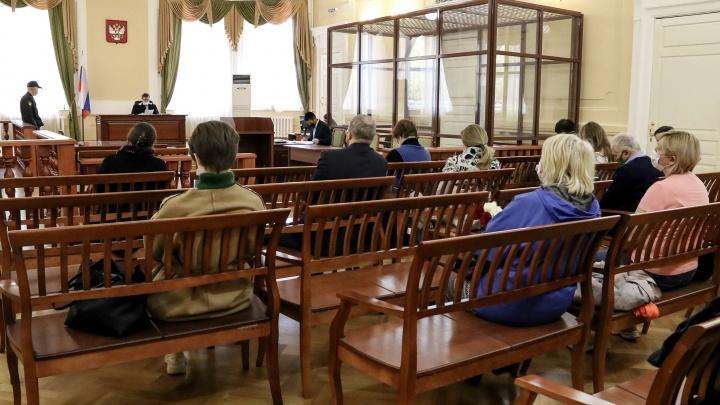 Дело закрыто. Суд отменил штраф Ирине Славиной в связи со смертью
