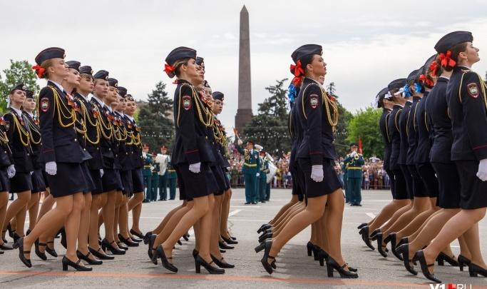Парад Победы в Волгограде пройдет без зрителей и только для официальных лиц