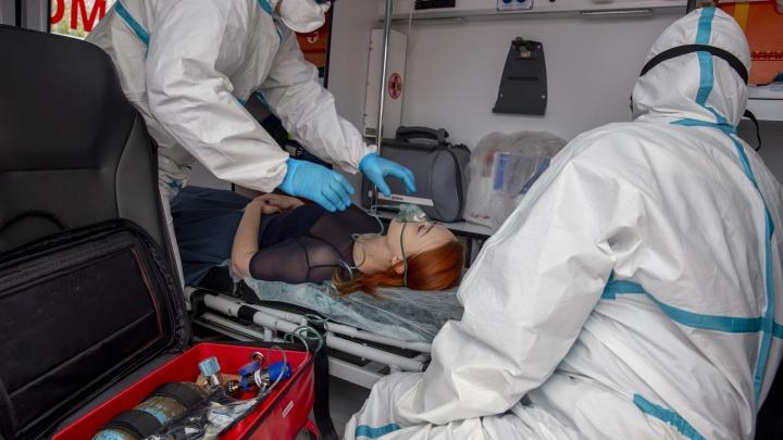 Число заболевших стремительно растет: оперштаб выдал данные по коронавирусу в Ярославской области