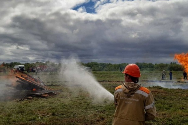 Больше всего от пожаров пострадал Лешуконский район